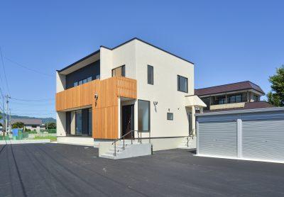 米沢市 M邸 新築工事