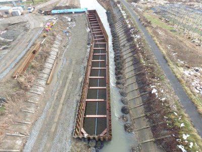 平成29年度河川整備補助事業(復緊)吉野川河川整備工事(椚塚工区その2)