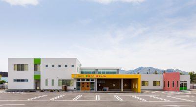 興道西部保育園移転増築工事