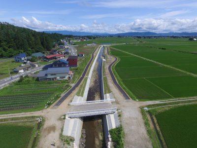令和元年度河川整備補助事業(強靱・補助)誕生川(小菅)河川改修工事